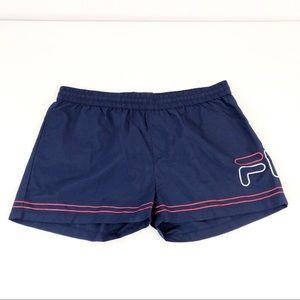 Fila Spellout Mens Swim Trunks Swim Shorts Size XL